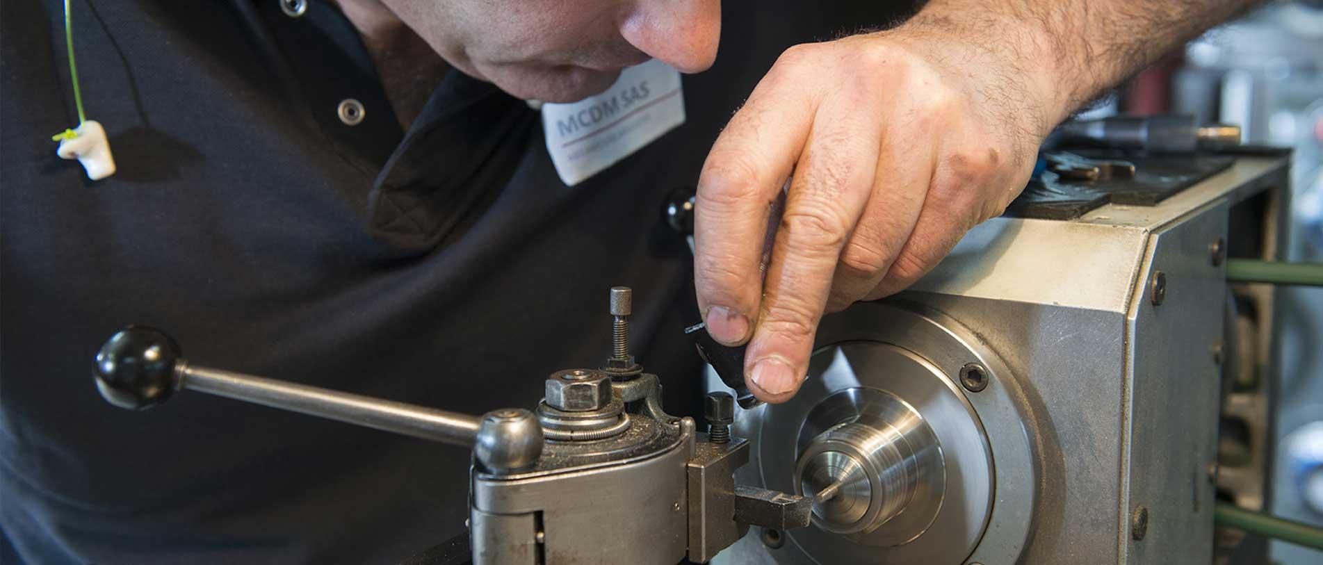Une palette complète de technologies maîtrisées pour vos besoins en moules métalliques de précision pour l'injection plastique.